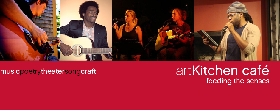 <h1>artKitchen café 1st Thursdays. Join us!</h1><p></p>