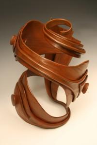 Joshua A. Goss_Shell Form #7_Steel_Courtesy of the artist