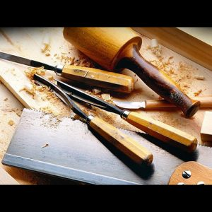 Tools for wood crafting