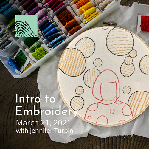 Intro to Embriodery