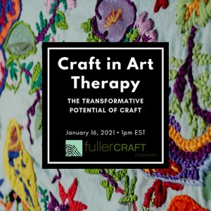 Craft in \Art Therapy
