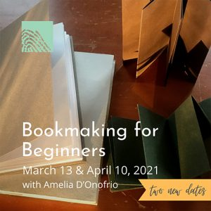 Bookmaking for beginners